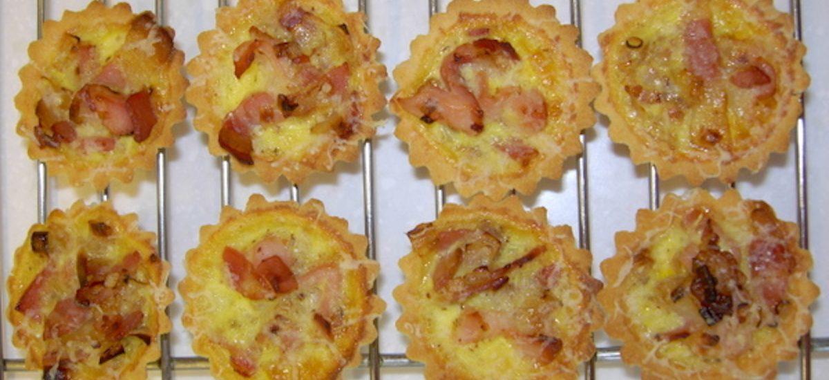 Recipe for Easy Mini Quiche