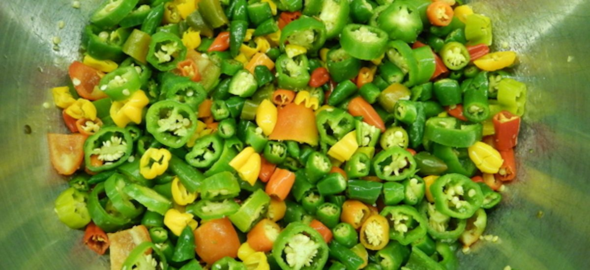 Recipe for Chilli Pickle