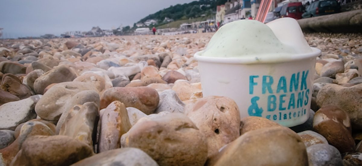 Review of Frank and Beans in Lyme Regis