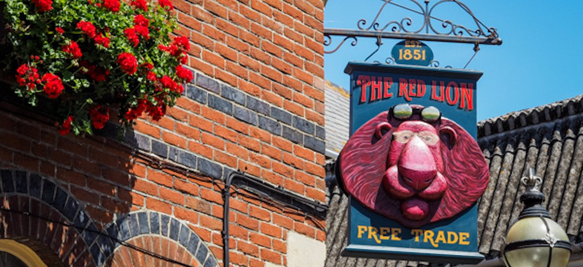 Review of The Red Lion in Weymouth