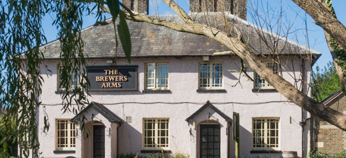 Review of The Brewers Arms in Martinstown