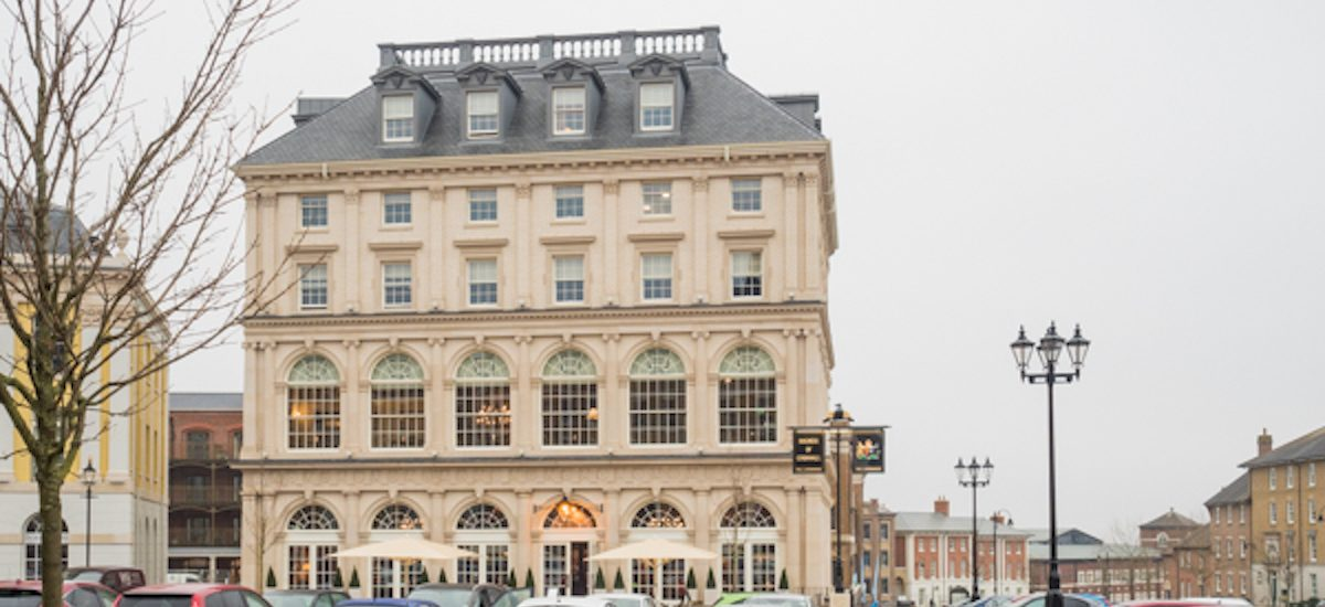 Review of the Duchess of Cornwall Inn in Poundbury