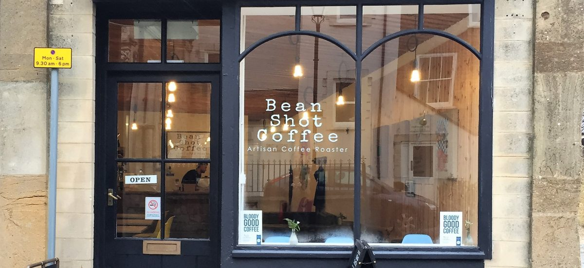 Review of Bean Shot Coffee in Sherbourne