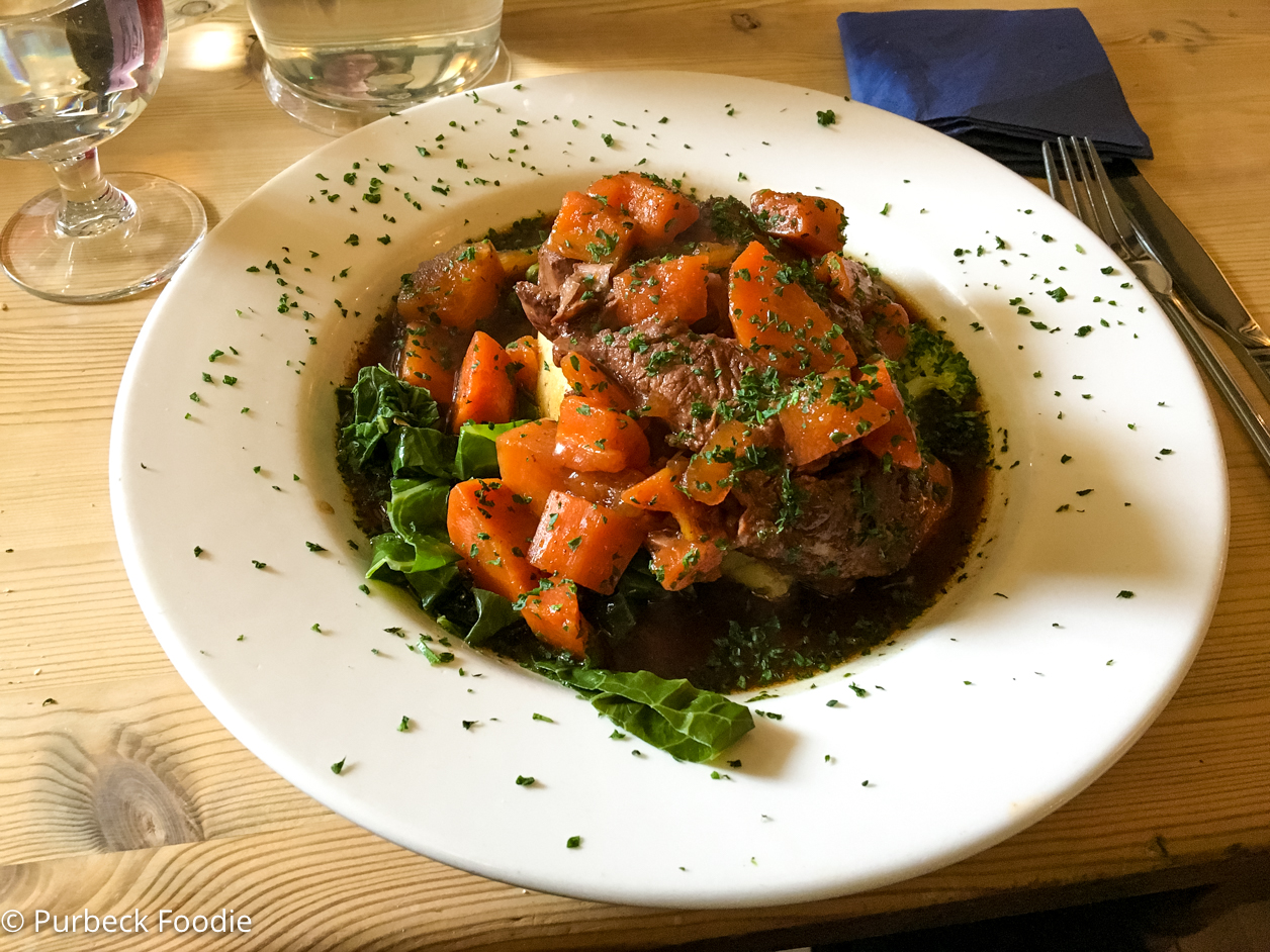 Review of the Black Swann Inn in Swanage