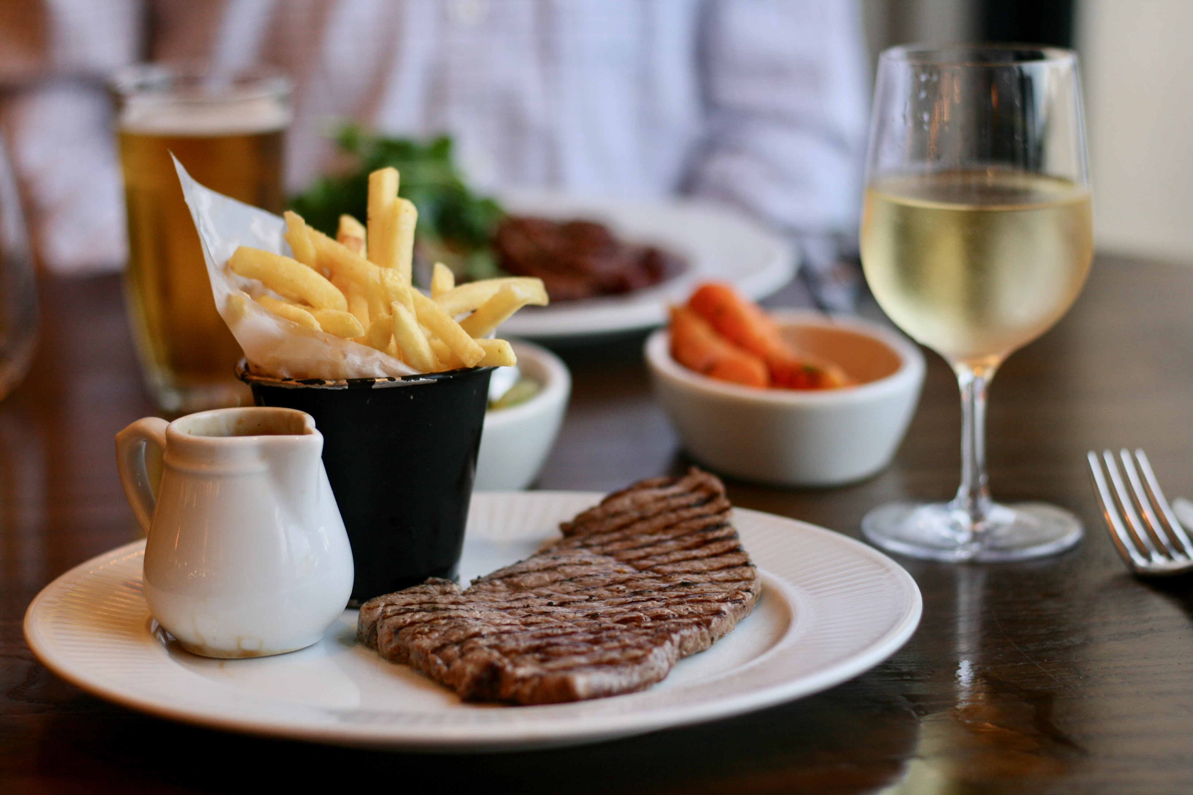 Review of Cote Brasserie Restaurant in Bournemouth