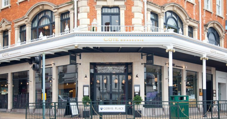 Review of Cote Brasserie in Bournemouth