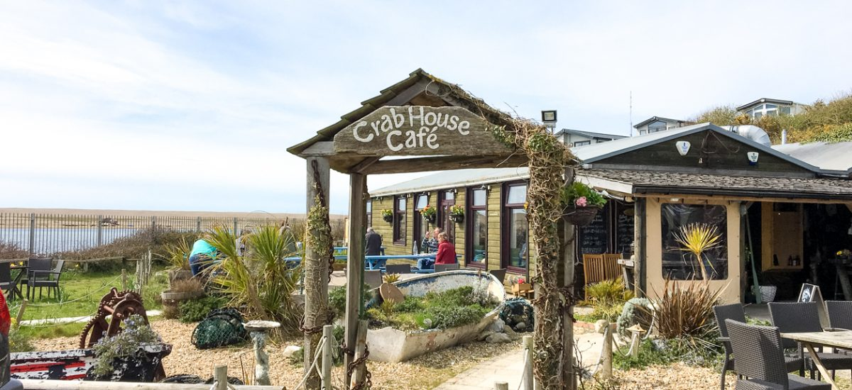 Review of the Crab House Cafe in Weymouth