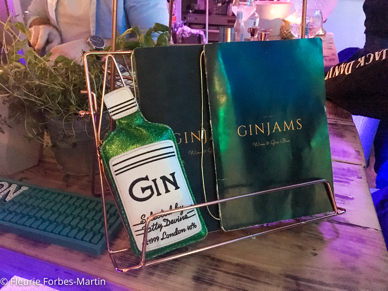Review of GinJams in Westbourne