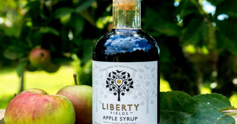 Food Product review – Liberty Fields Apple Syrup (including recipe)