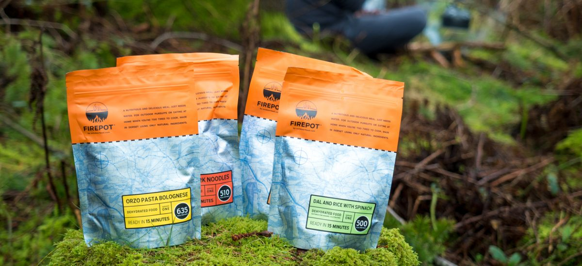 Review of Firepot food pouches