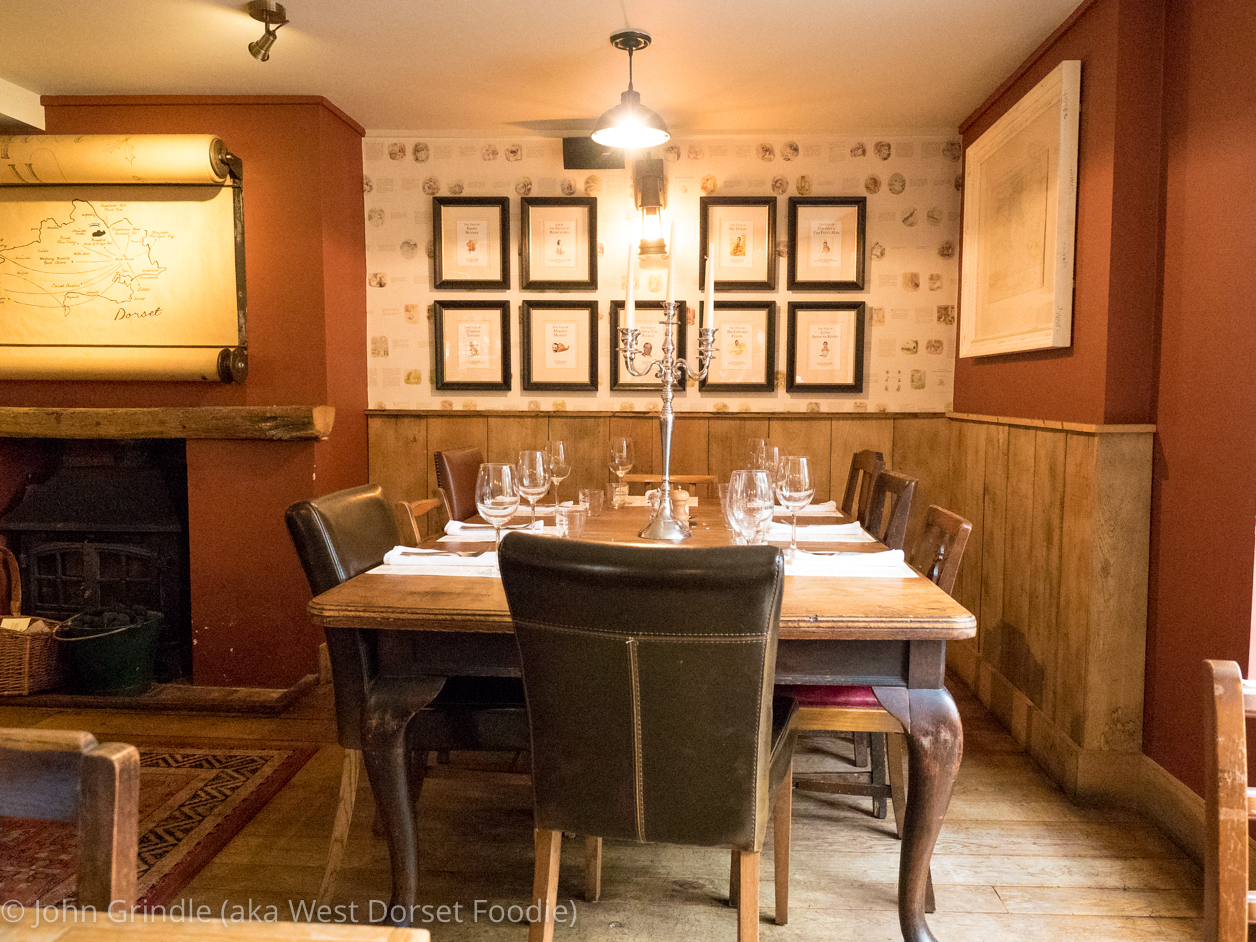 Review of the Olive Branch in Wimborne