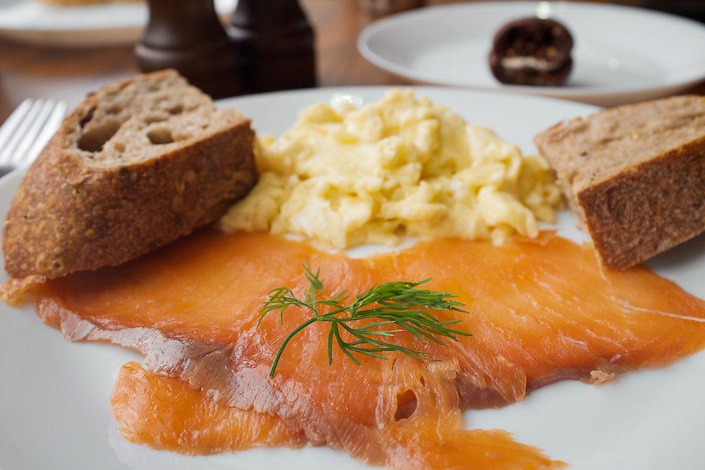 Ponti - Smoked Salmon