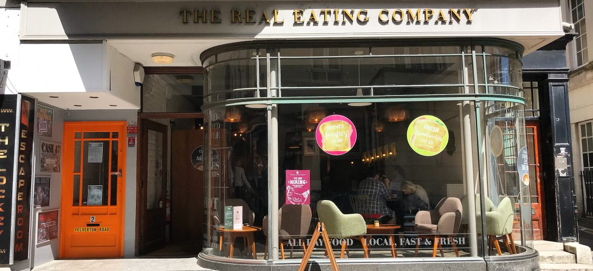 Review of the Real Eating Company in Bournemouth