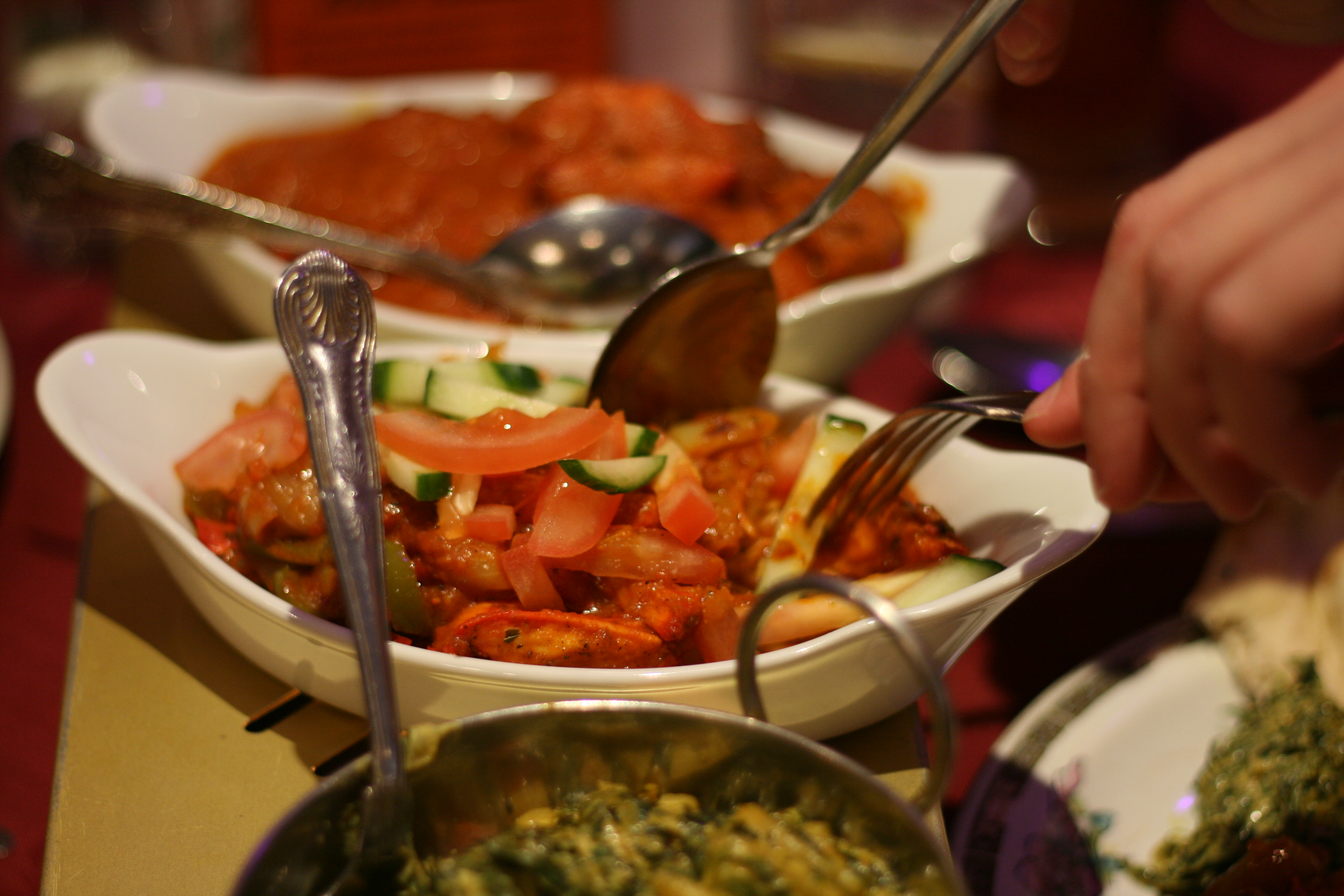 Review of the Taj Mahal in Westbourne