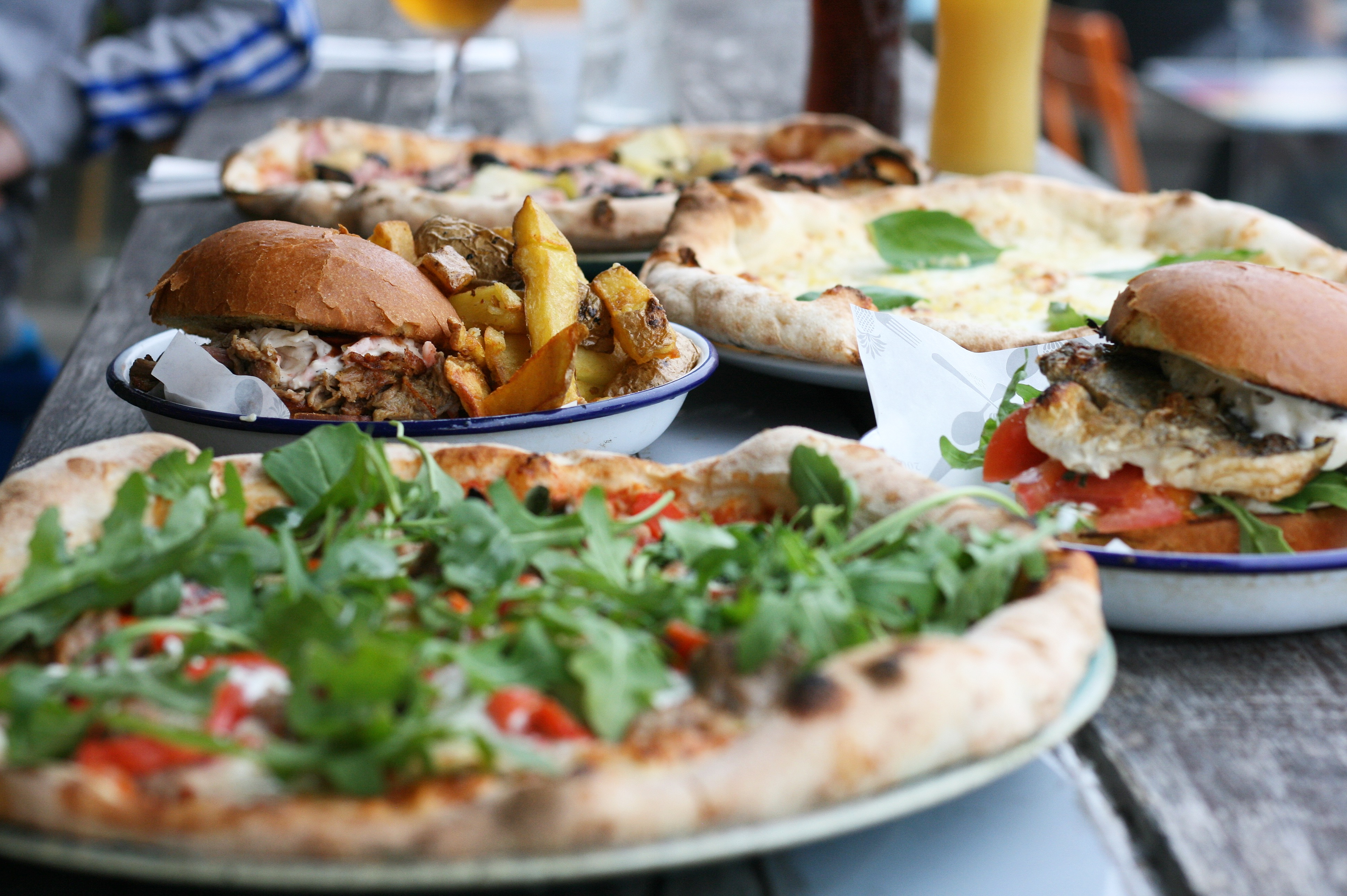 Review of the Wood Oven in Boscombe