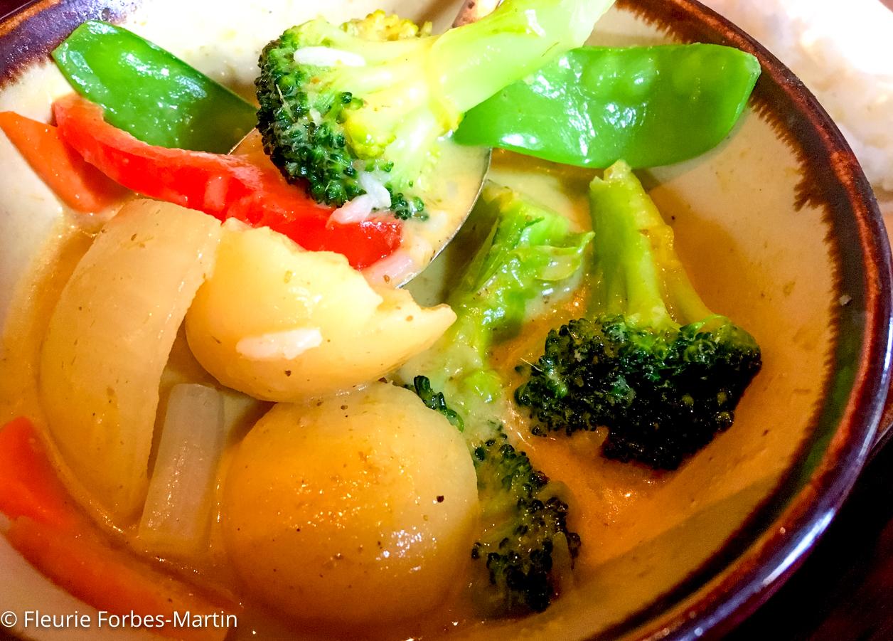 Review of the Vegan menus at Koh Thai