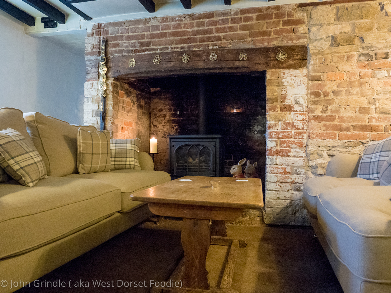 Review of Yalbury Cottage in Lower Brockhampton