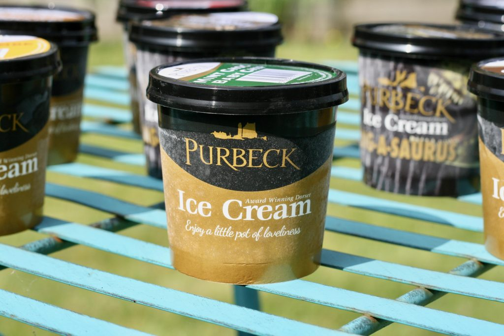 Group shot of Purbeck Ice Creams