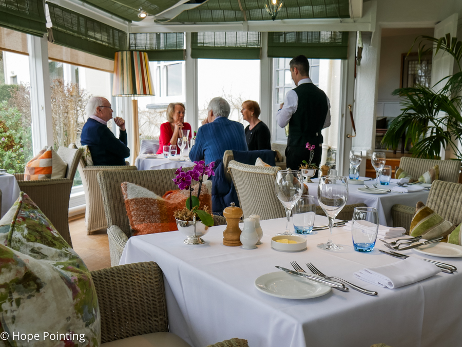 Review of the Alexandra Hotel in Lyme Regis