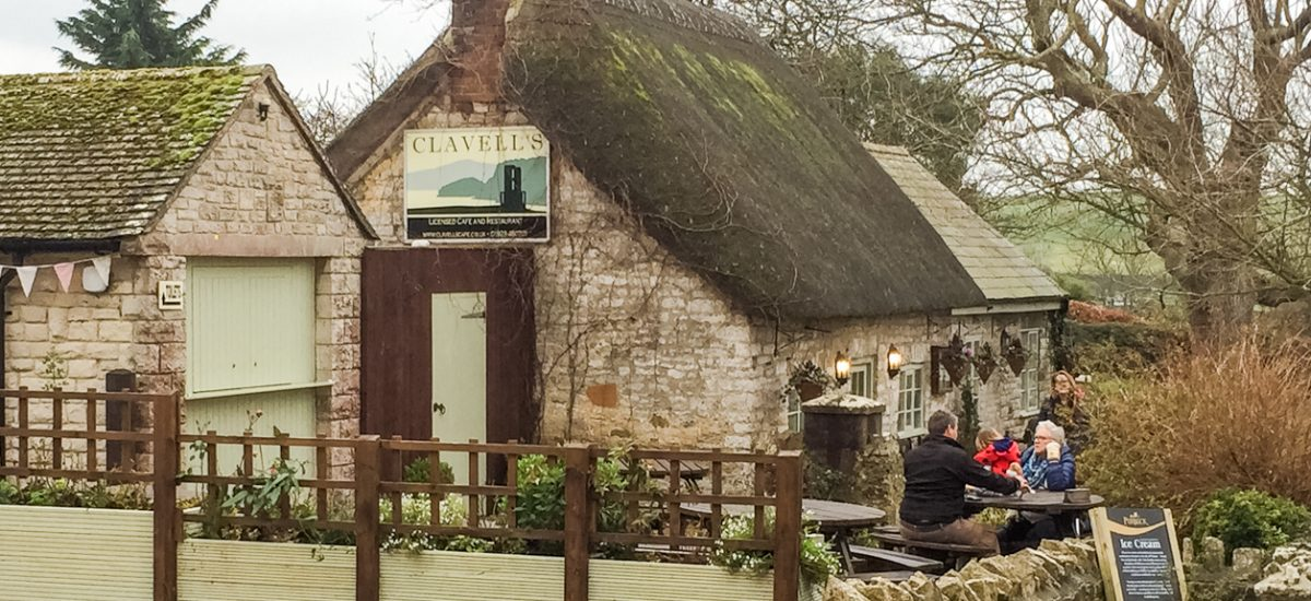 Review of Clavell's Restaurant in Kimmeridge Bay
