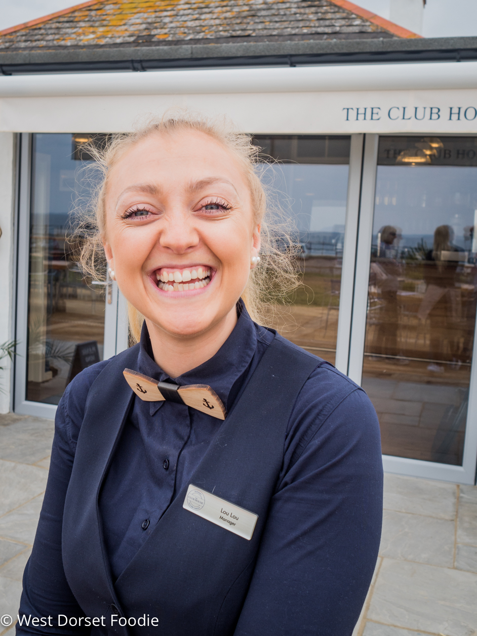 Review of the Club House Restaurant in West Bexington