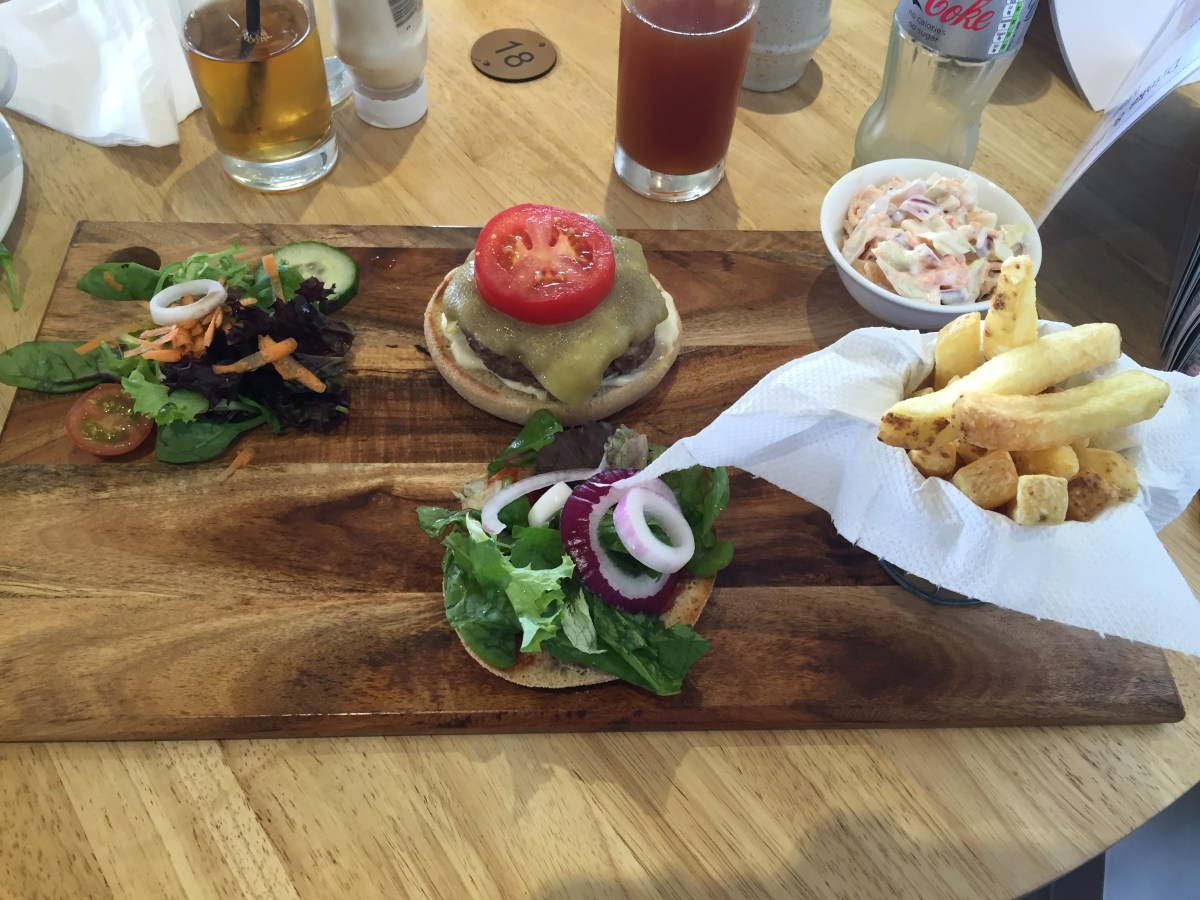 Review of the Cafe at Compton Abbas Airfield