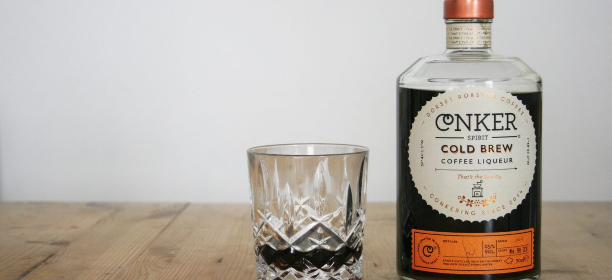 Review of Conker Spirit's Cold Brew Liqueur