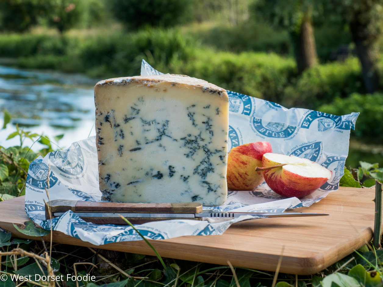 Review of Dorset Blue Vinny Cheese