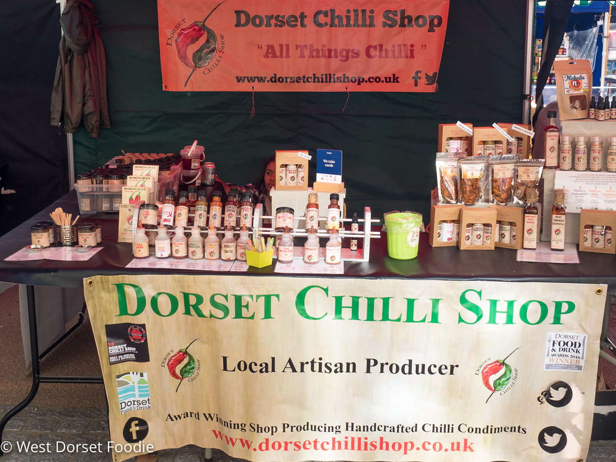 Interview with the founders of the Dorset Chilli Shop