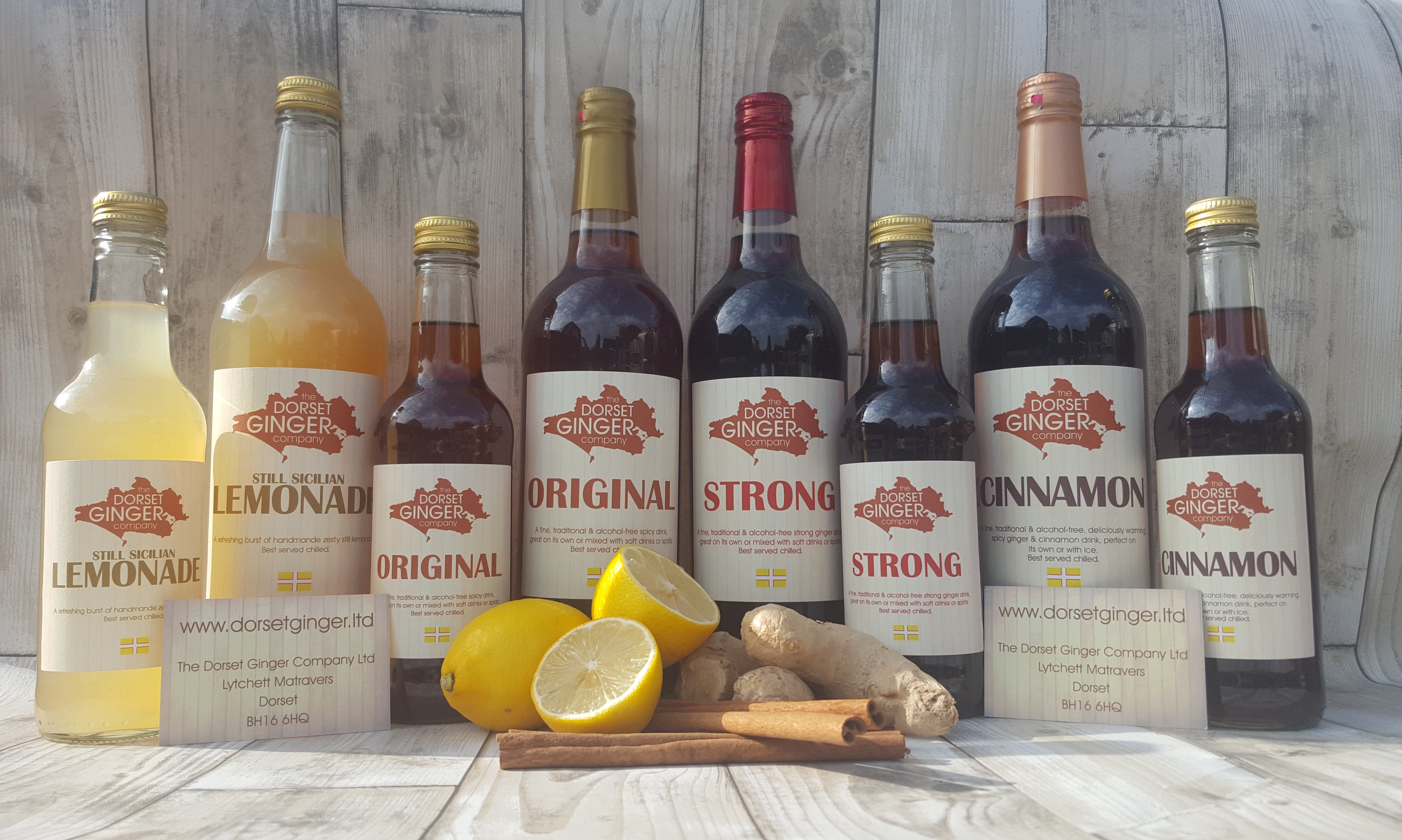 Review of Dorset ginger