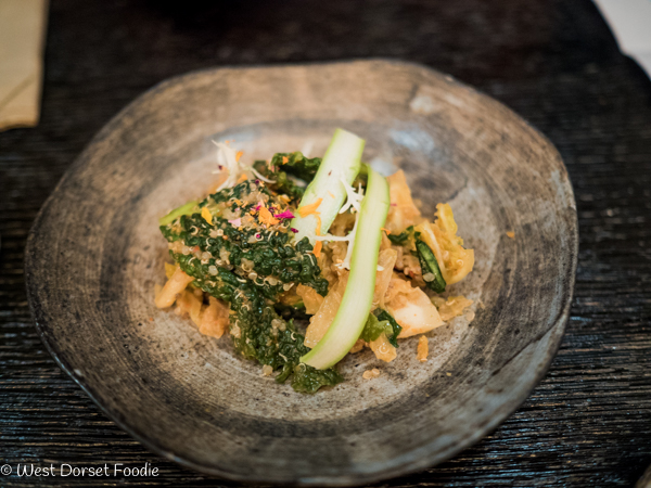 Review of Dorshi in Dorchester
