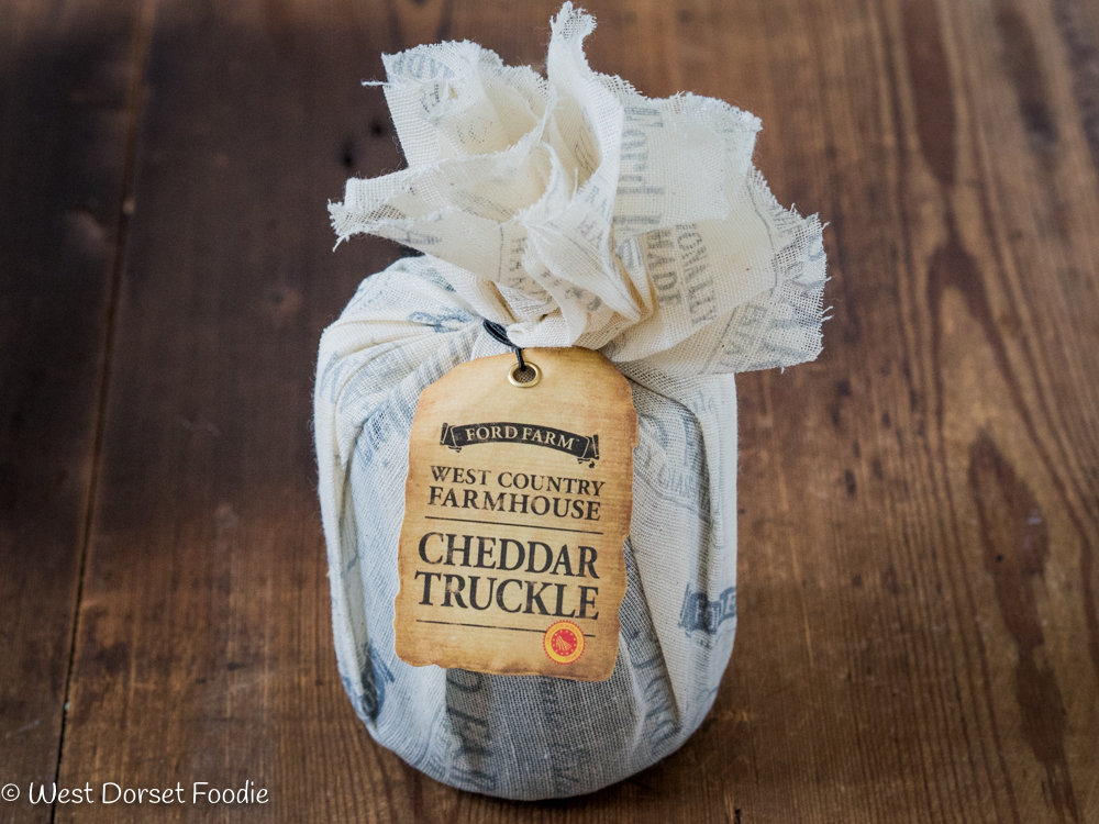 Review of Ford Farm Cheese