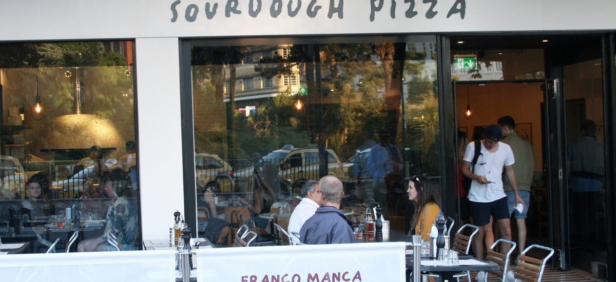Launch of Franco Manca Pizza Restaurant in Bournemouth