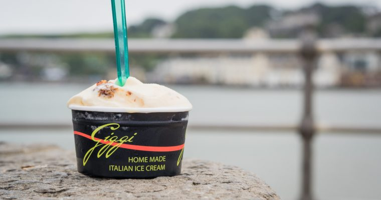 Review of the Vegan Ice Cream at Giggi Gelato