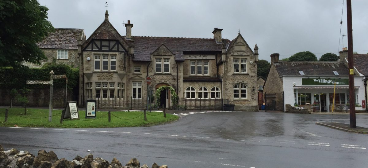 Review of The Kings Arms in Charlton Horethorne