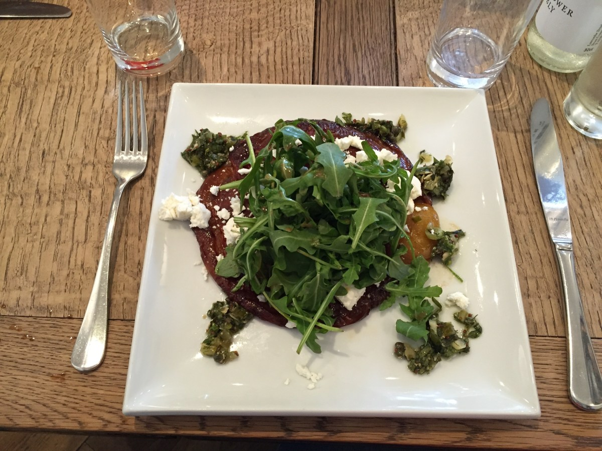 Review of the Kings Arms in North Dorset