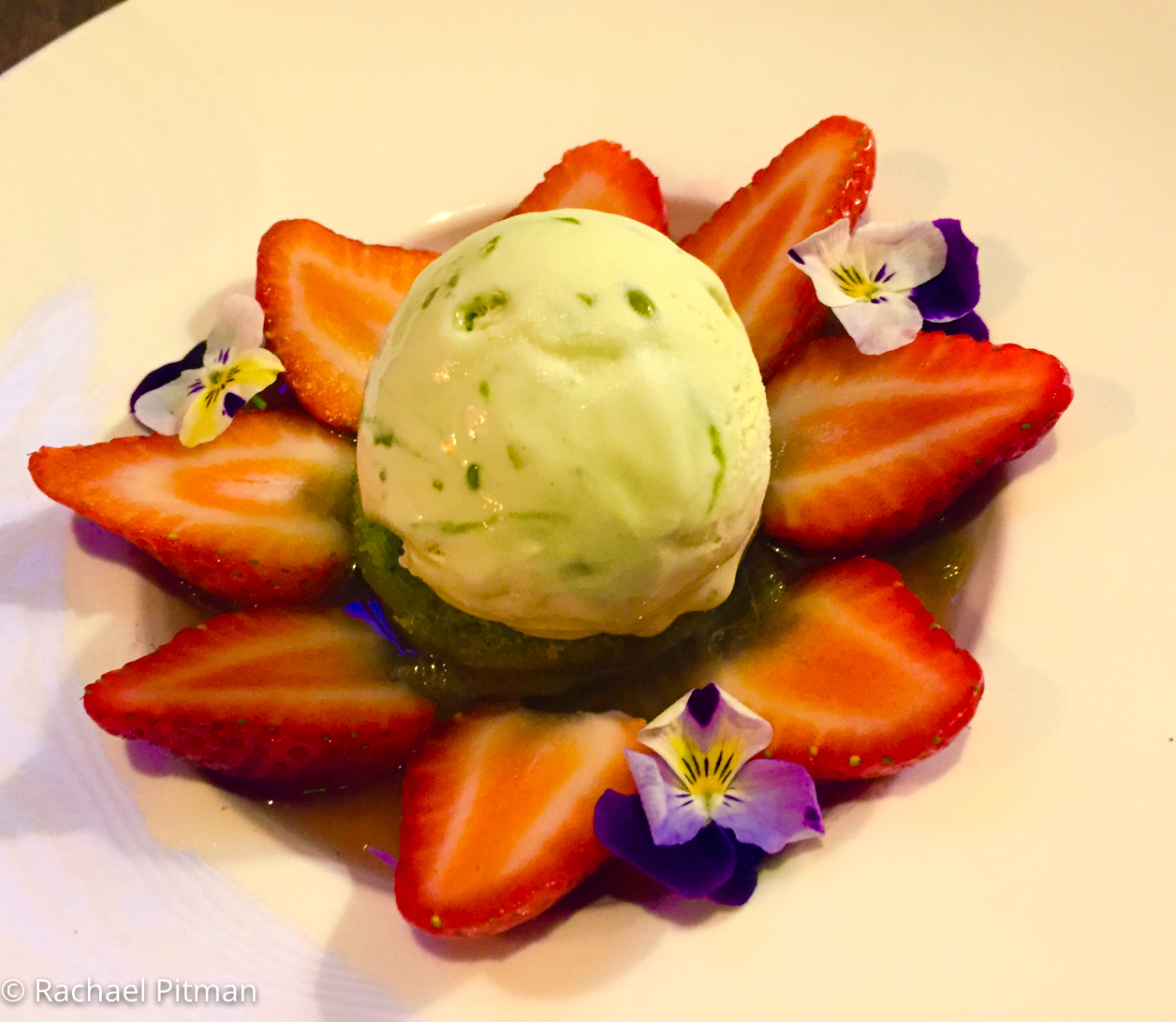 Review of No 34 restaurant in the Orchid Hotel in Bournemouth