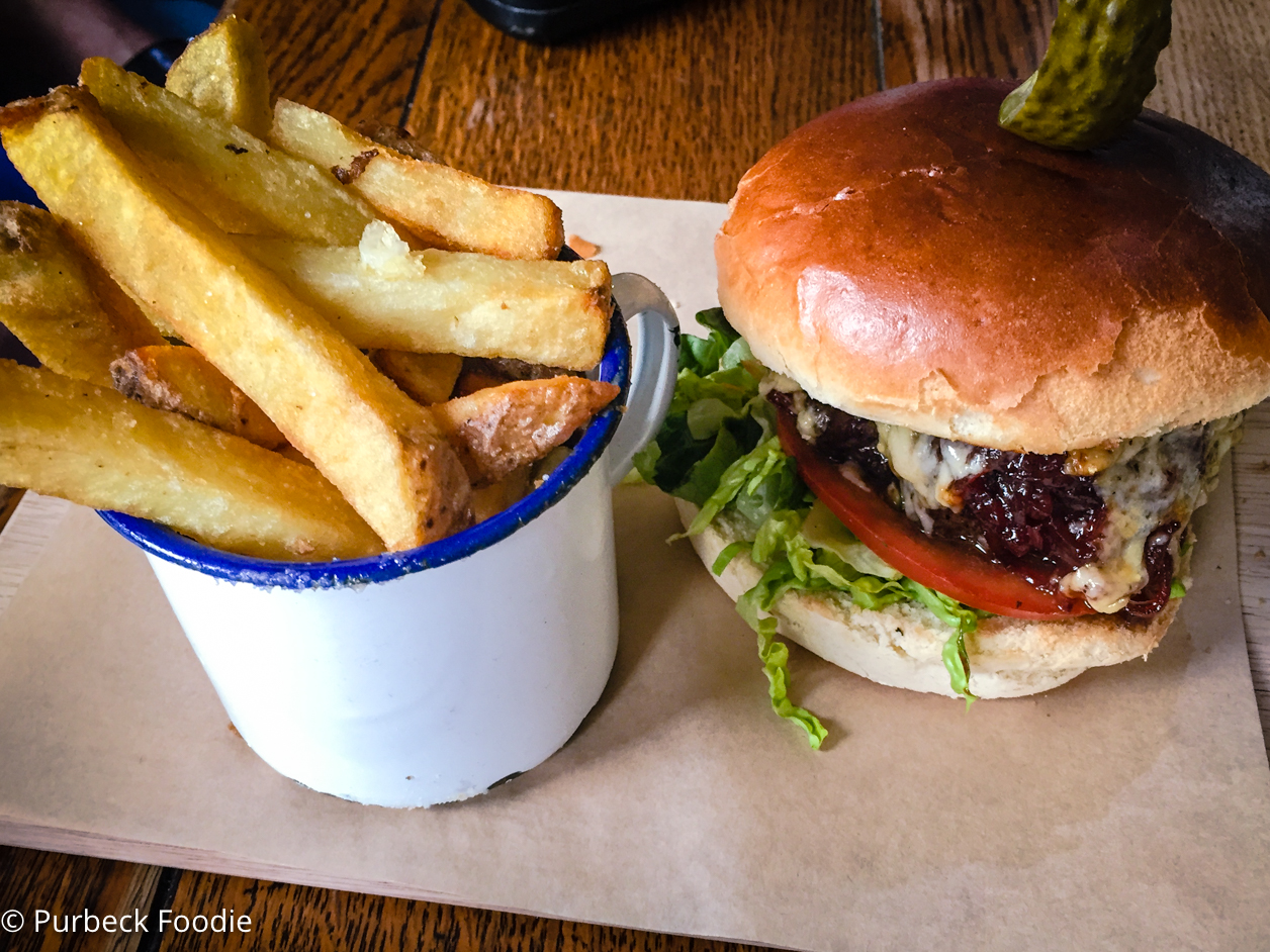 Review of the Scotts Arms Restaurant in Kingston