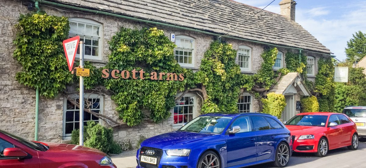 Review of the Scott's Arms Restaurant in Kingston