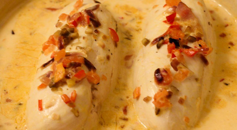 Recipe for Sea Cow Chicken Supreme