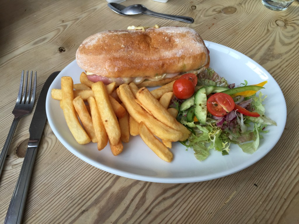 Review of the Ship Inn in West Stour