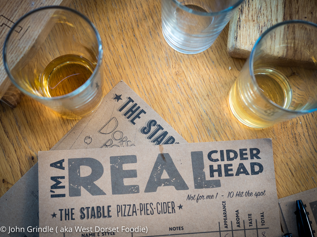 Review of the Stable Cider Experience
