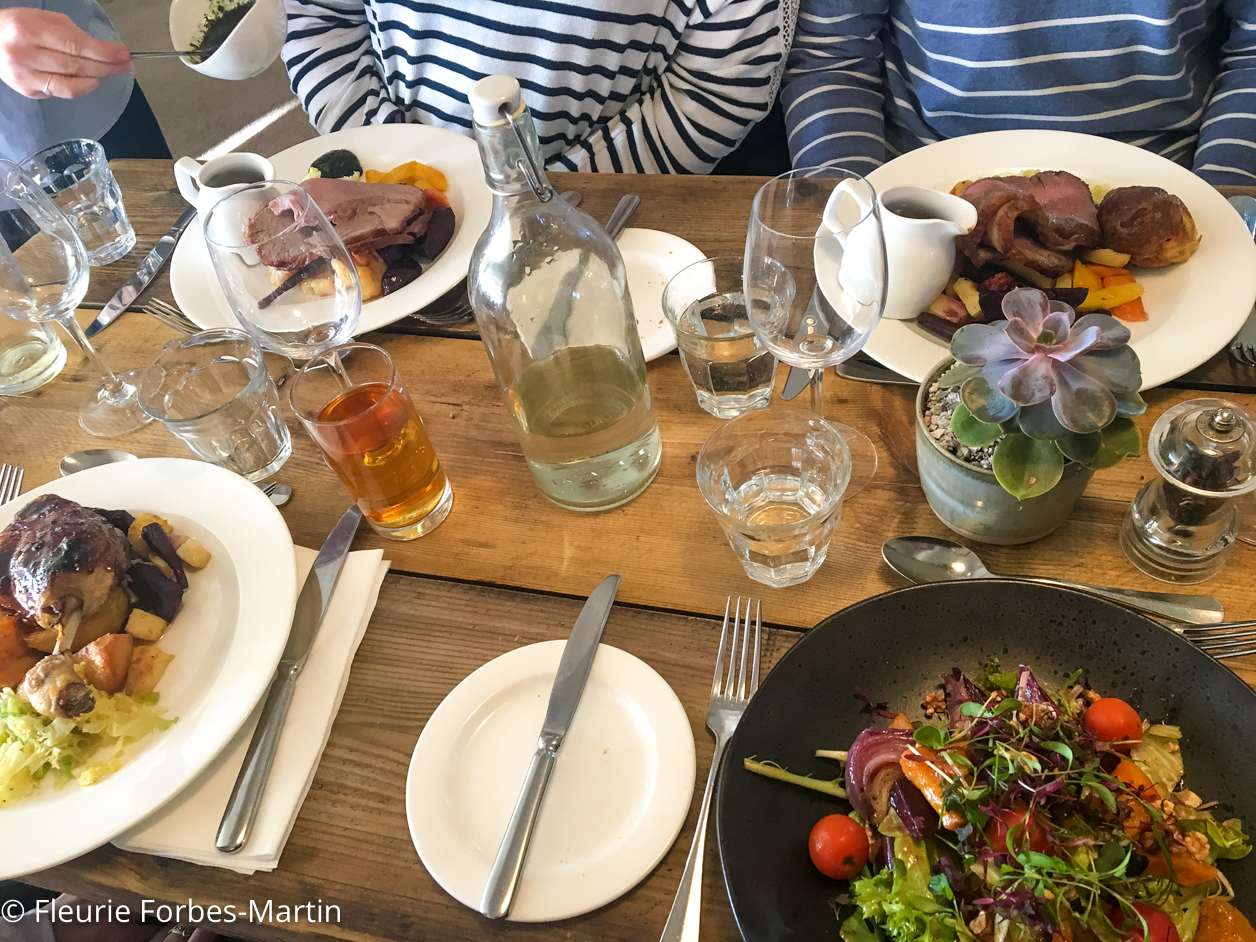 Review of the Cliff House in Barton on Sea
