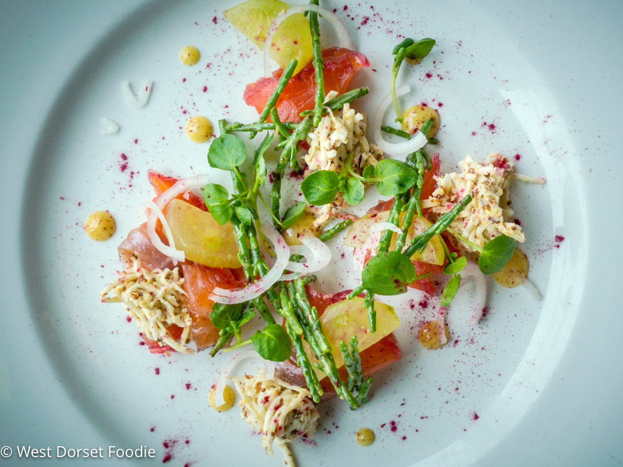 Review of the Urban Reef Restaurant in Bournemouth