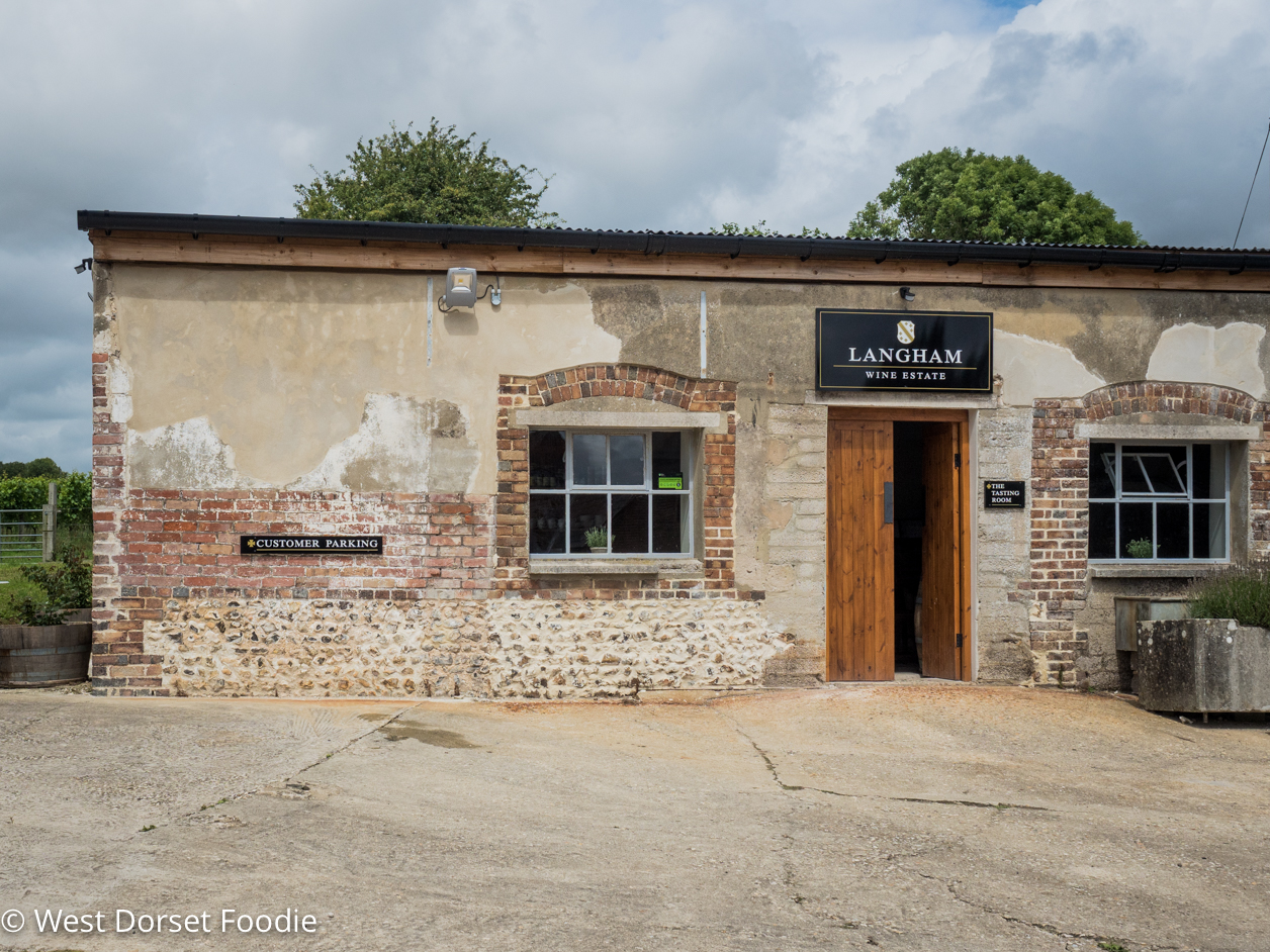 Review of the Langham Vineyard Cafe