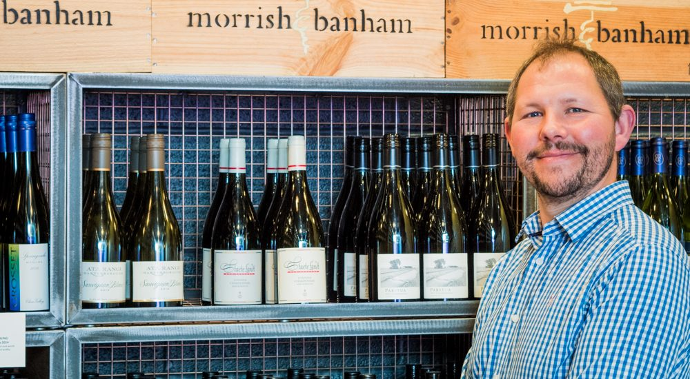 Review of Morrish and Banham Wine Shop in Dorchester