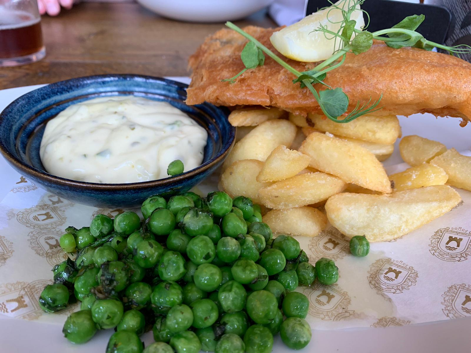 Review of the Castle Inn in Lulworth