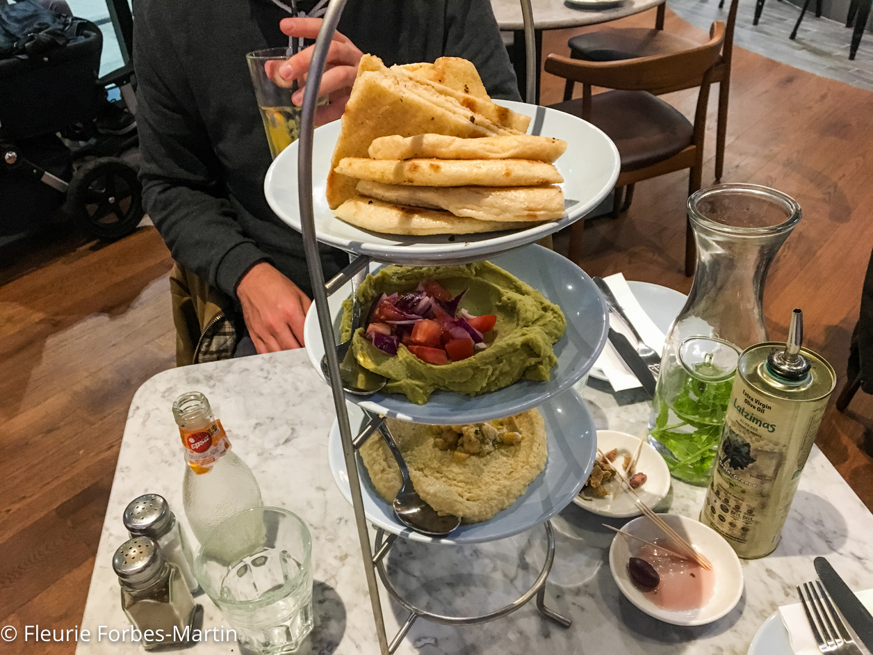 Review of Real Greek Vegan Menus in Bournemouth