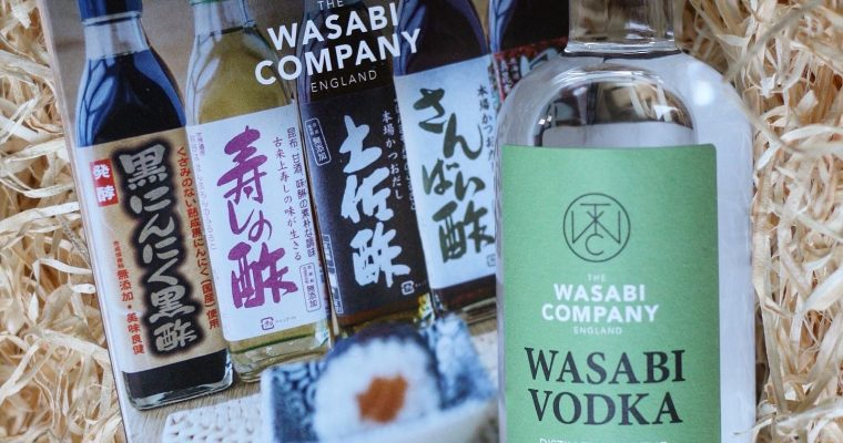 Review of Dorset Wasabi Vodka