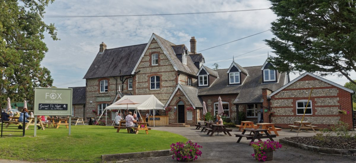 Pub Restaurant Review of The Fox Inn at Ansty